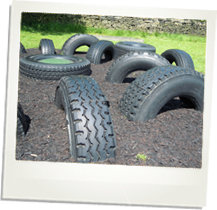 Tyres to play on